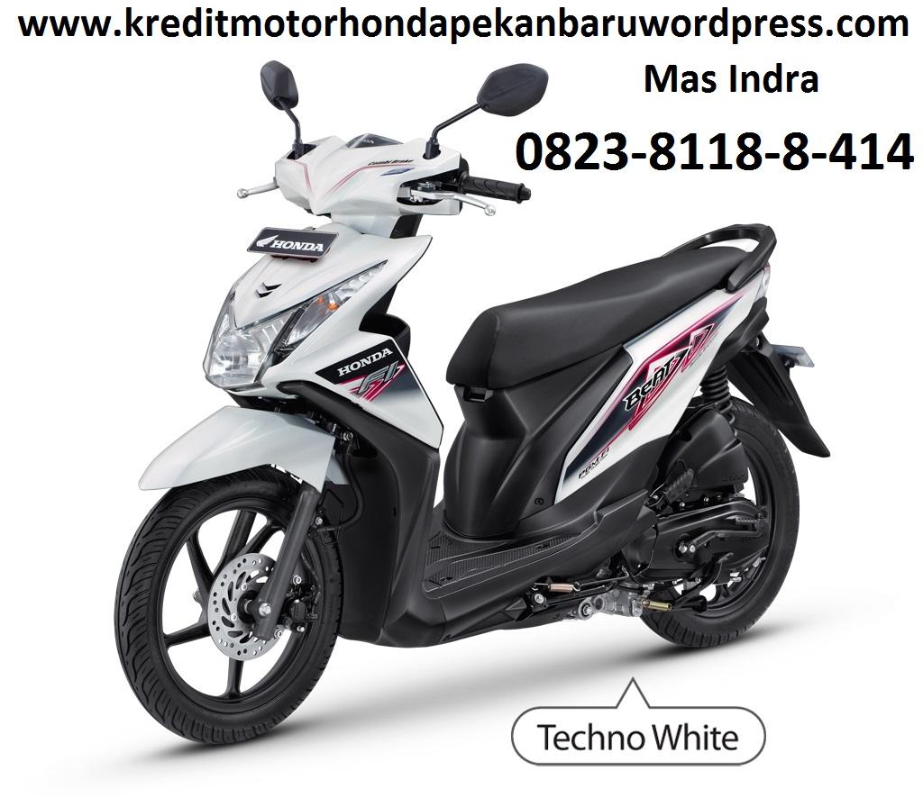 daftar harga tunai / kredit motor honda pekanbaru: 0823-8118-8-414